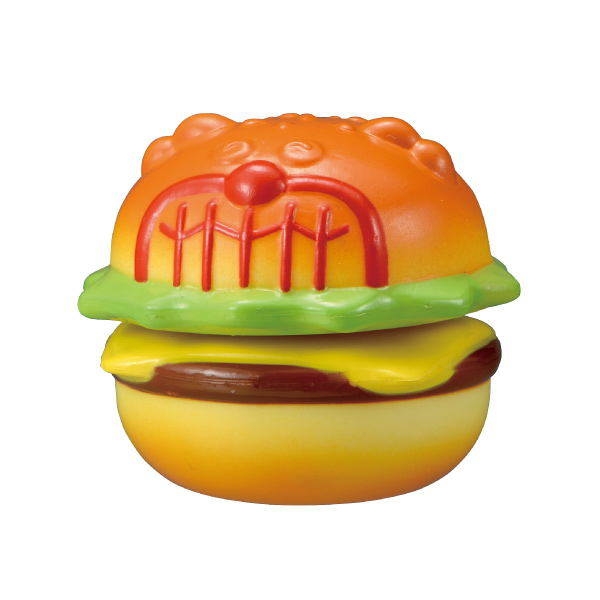 あつめてトントンシリーズ ばいきんまんハンバーガー