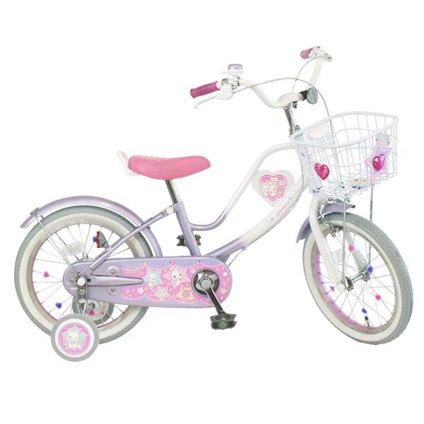 16型自転車 ジュエルペット2015